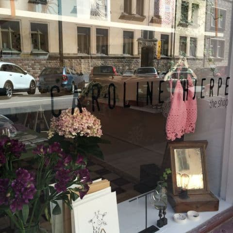 Photo from Caroline Hjerpe - The Shop by Fredrik J.