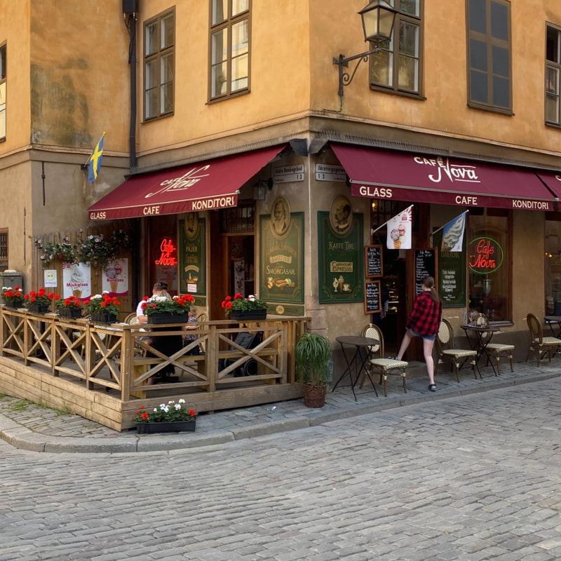 Bild från Café Nova av Peter B.
