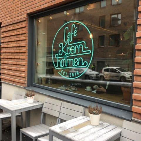 Exteriör – Bild från Café Kvarnholmen av Agnes L.