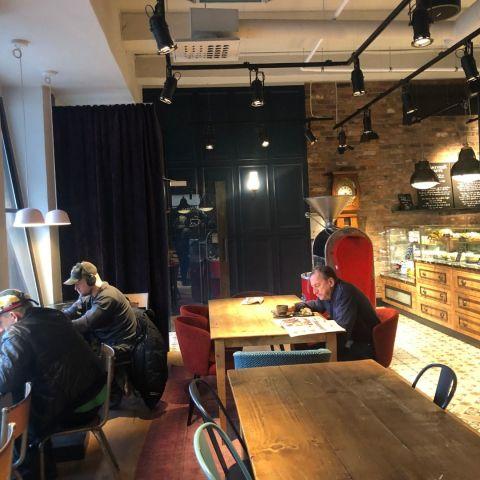 Photo from Caffè Nero Sveavägen by Ida B.