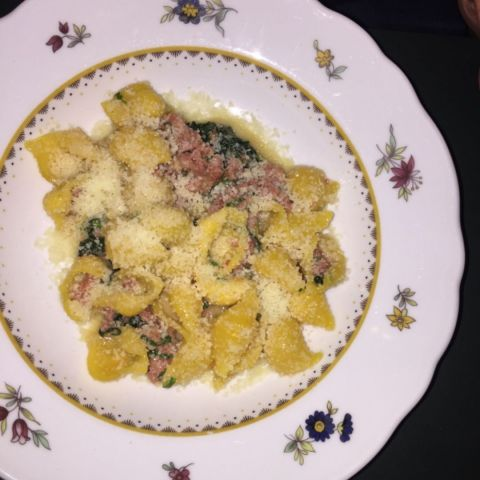 Salsicciapasta – Photo from Calle P by Katrine L.