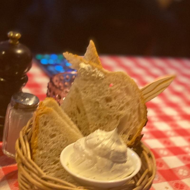 Vispat smör och riktigt levain – Photo from Café Colette by Annelie V.
