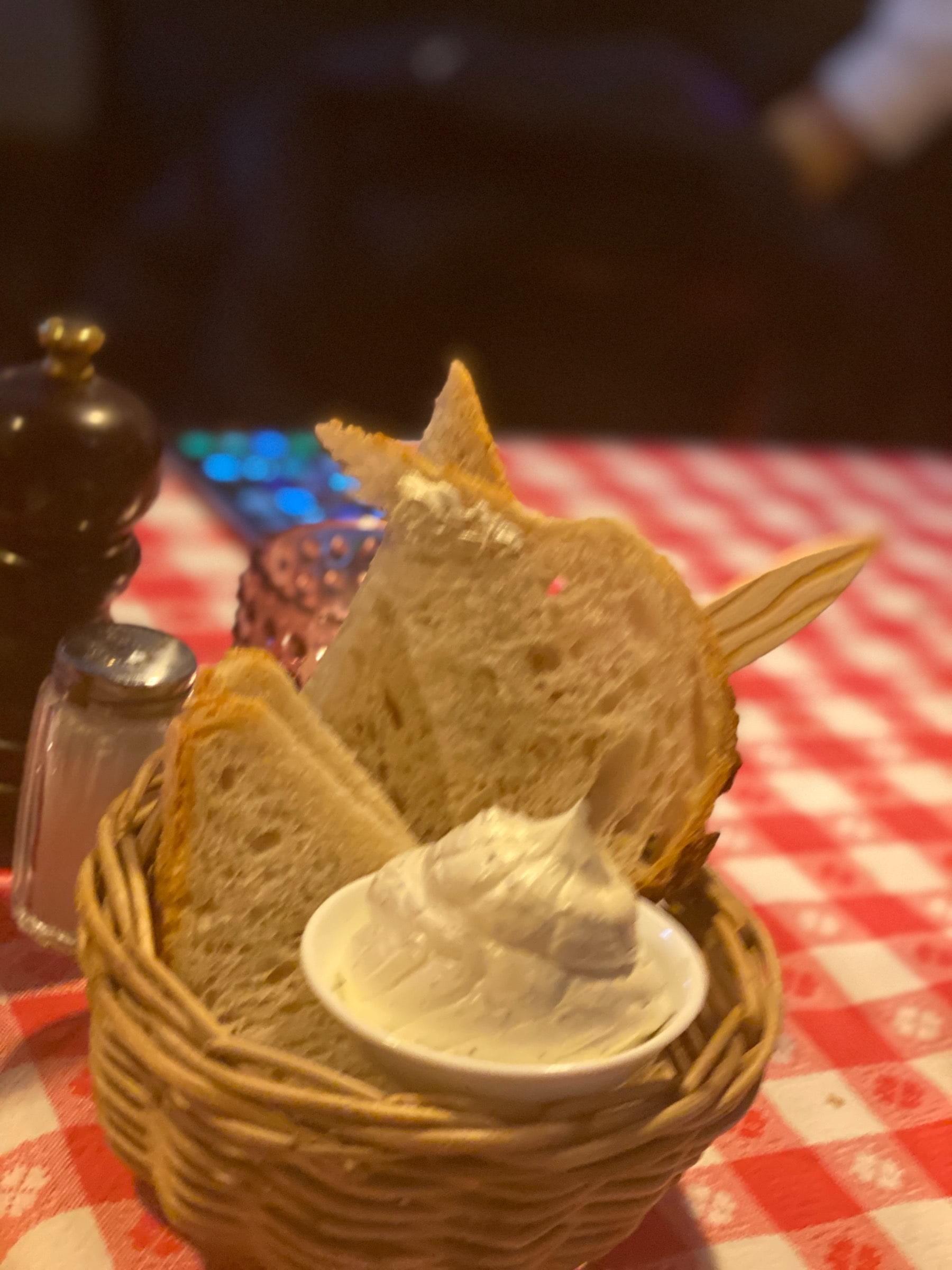 Vispat smör och riktigt levain – Bild från Café Colette av Annelie V.