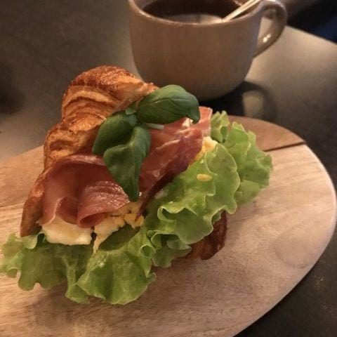 Frukostcroissant – Photo from Café Fix by Jessica K.