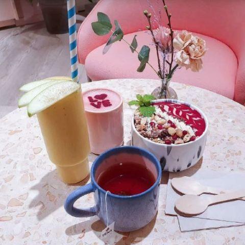 @teagramsweden – Bild från Café Flik av Nadia K.
