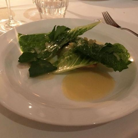 Havsabborre med gurka, syltad citron och beurre blanc – Photo from Café Nizza by Sophie E.