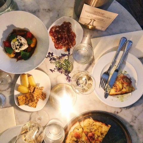 Bild från Café Cuvée av Elin E.