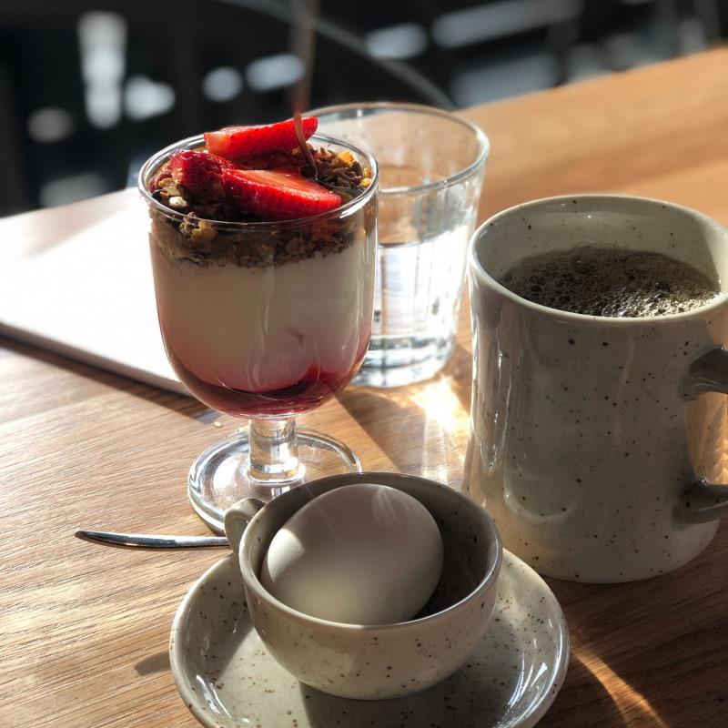 Bild från Café Vólta av Ida B.