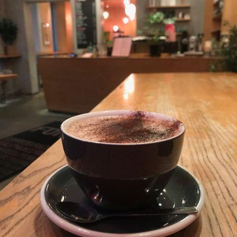 Bild från Café Foam av Jessica K.