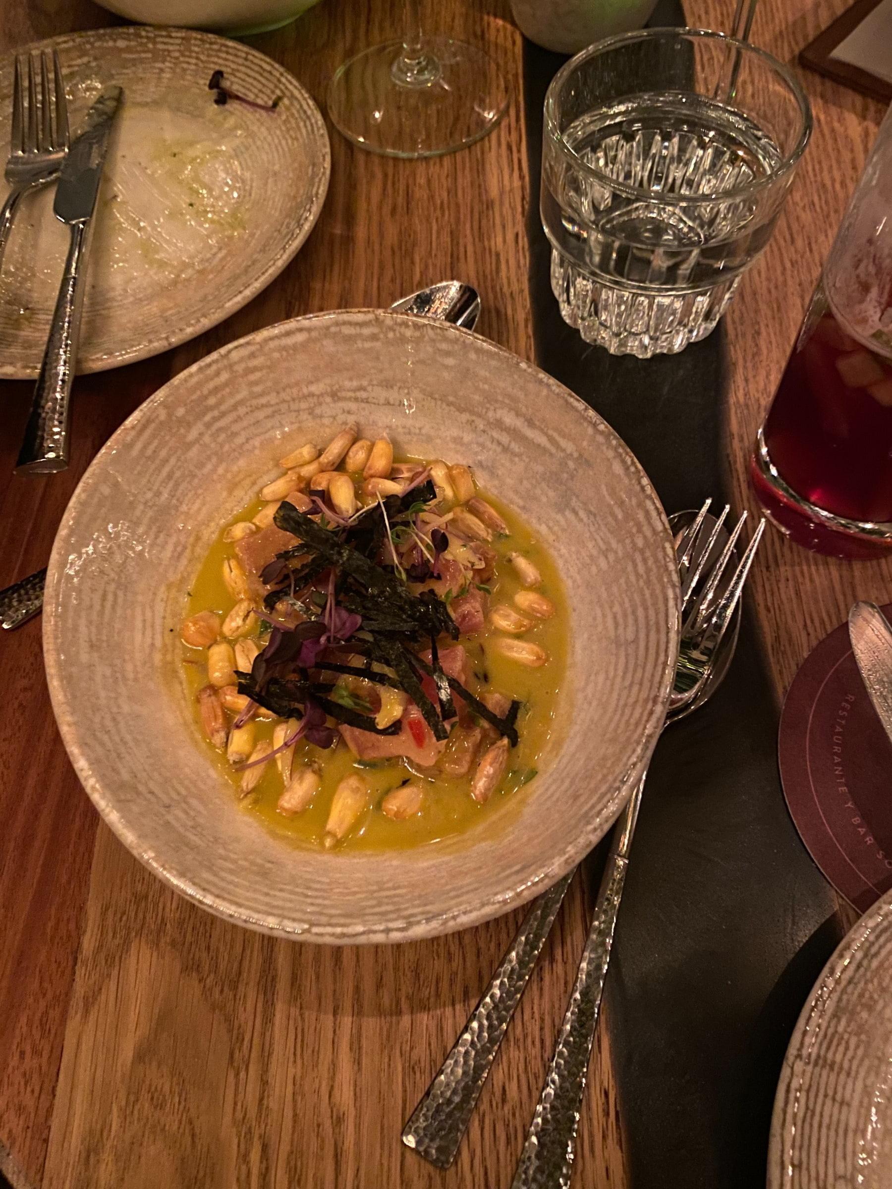 Ceviche – Bild från Canta Lola av Adam L.