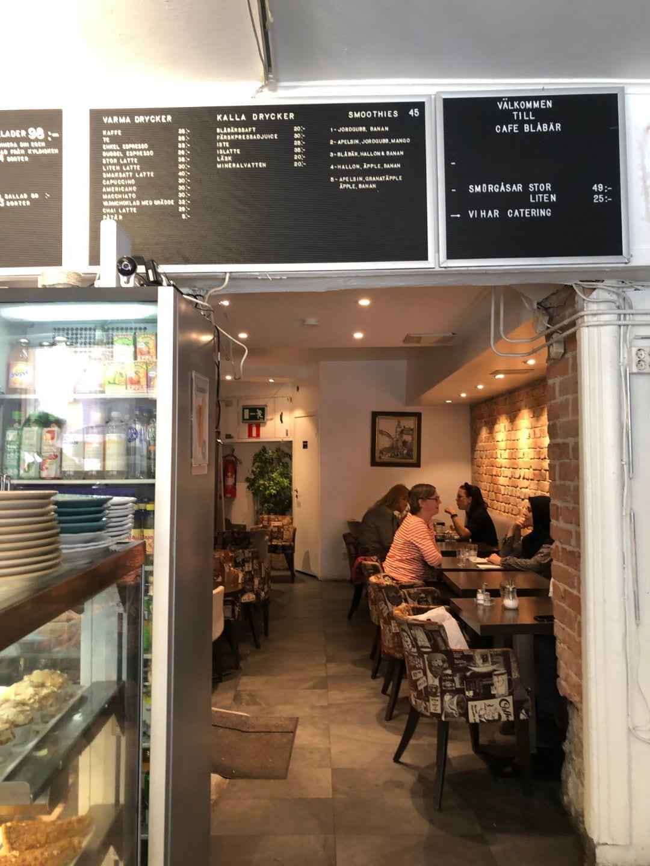 Bild från Café Blåbär av Ida B.