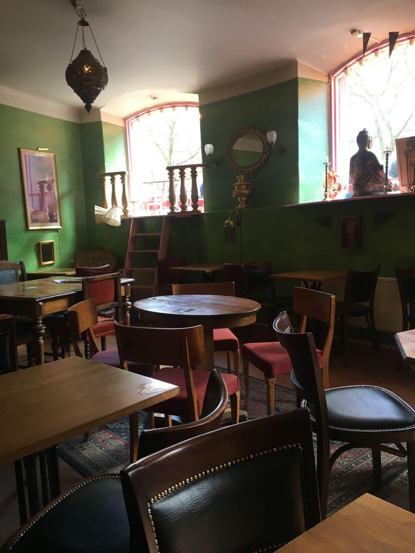 Photo from Café Blå Lotus by Fredrik J.