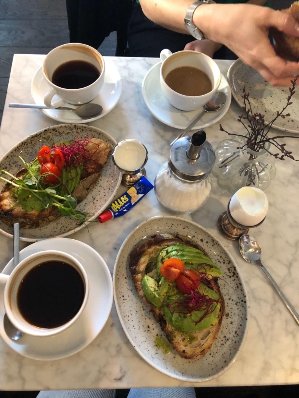 Bild från Caffé Mezzo av Ida B.
