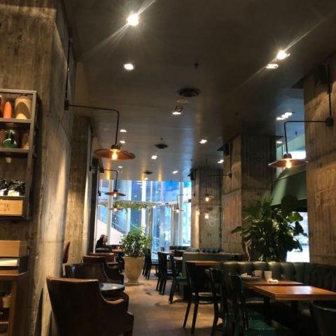 Bild från Café Coppola av Ida B.