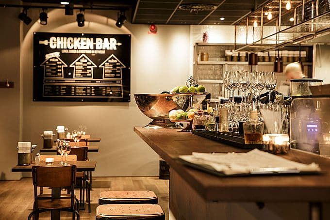 Chicken Bar