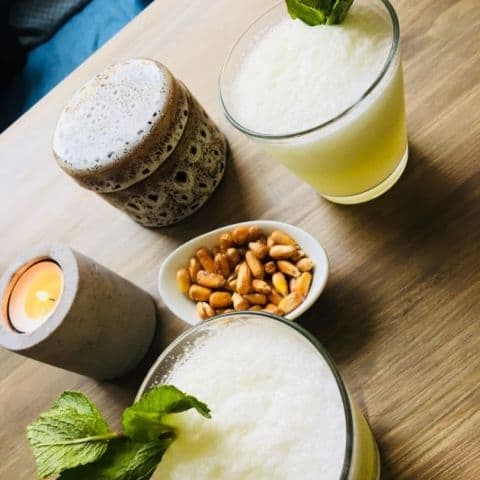 Pisco Sour – Photo from Checa by Anna T.