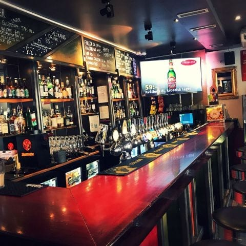 Bar – Photo from Cheers Pub & Sportbar by Yunas M.