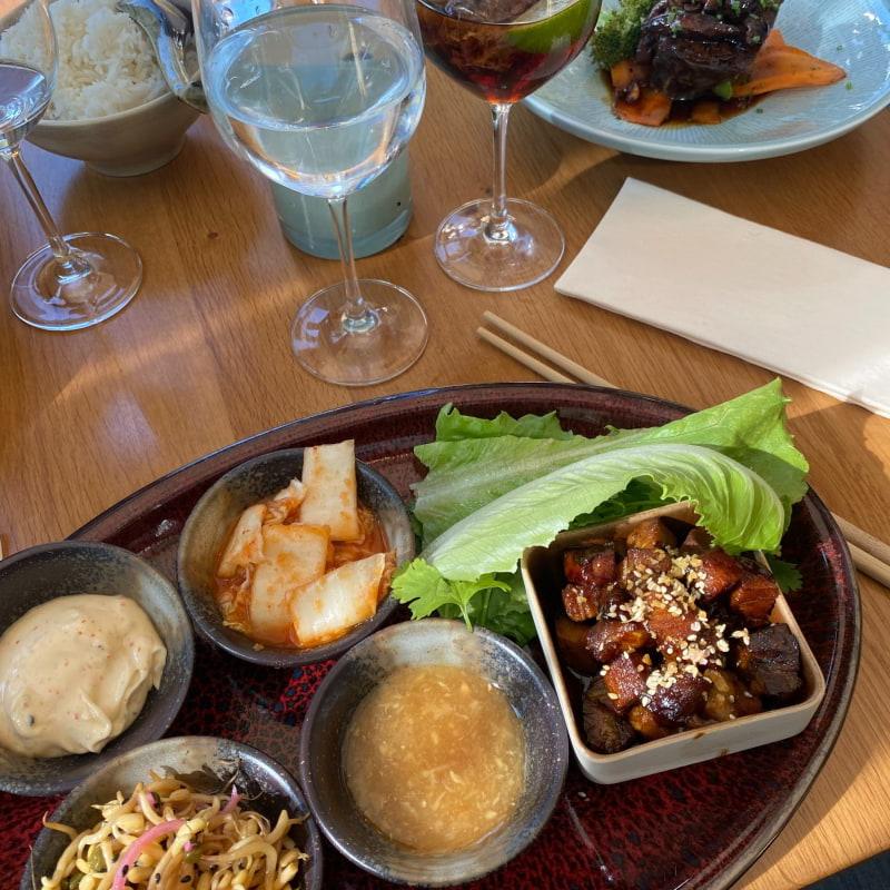Asian roast – Bild från Cheri-Lee av Adam L.