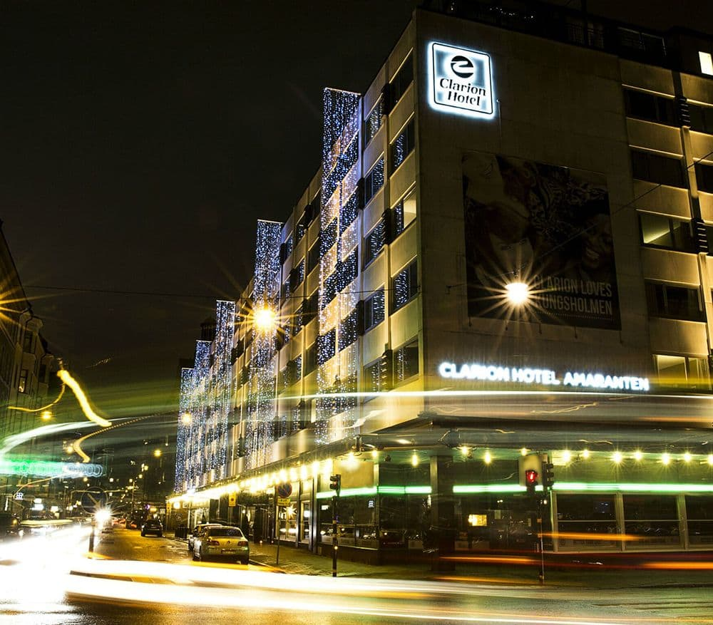 clarion hotell stockholm erbjudande