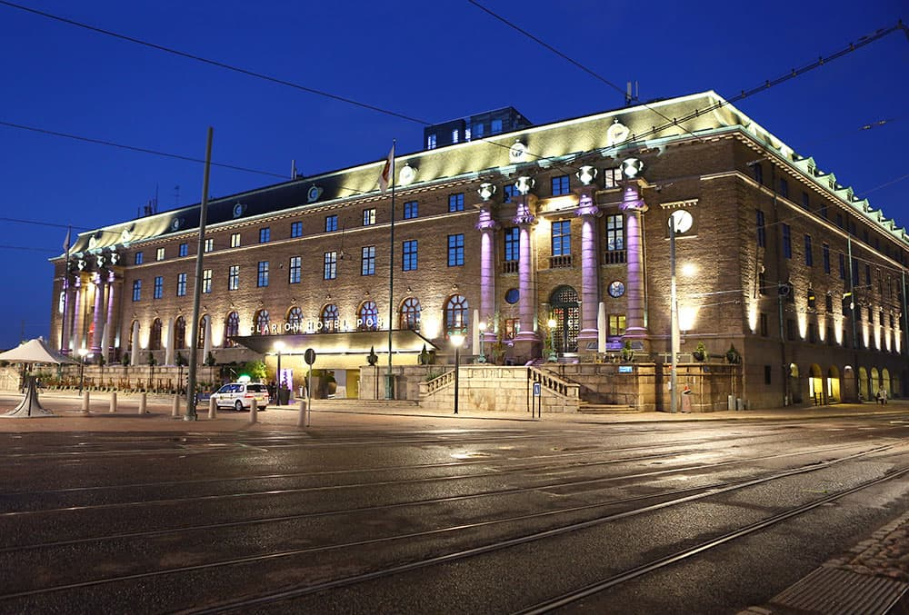 Clarion Hotel Post Hotel Centrum Gothenburg Thatsup