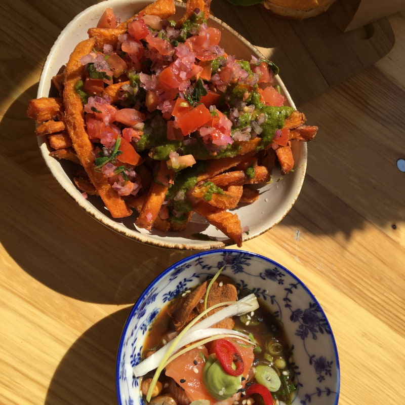 Photo from Claro Streetfood by Anna T.