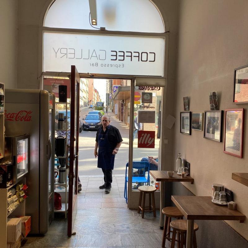 Bild från Coffee Gallery av Madiha S.