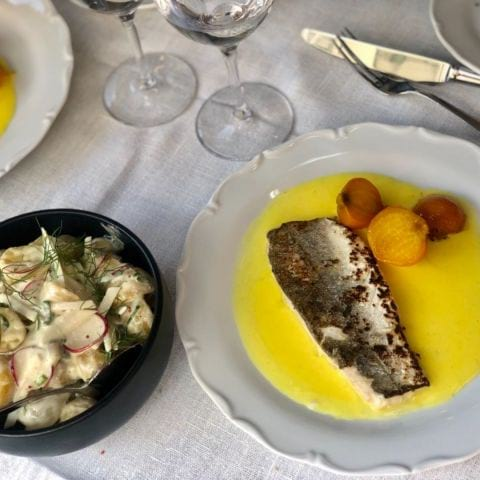 Dagens fina fisk – Photo from Copine by Annelie V.