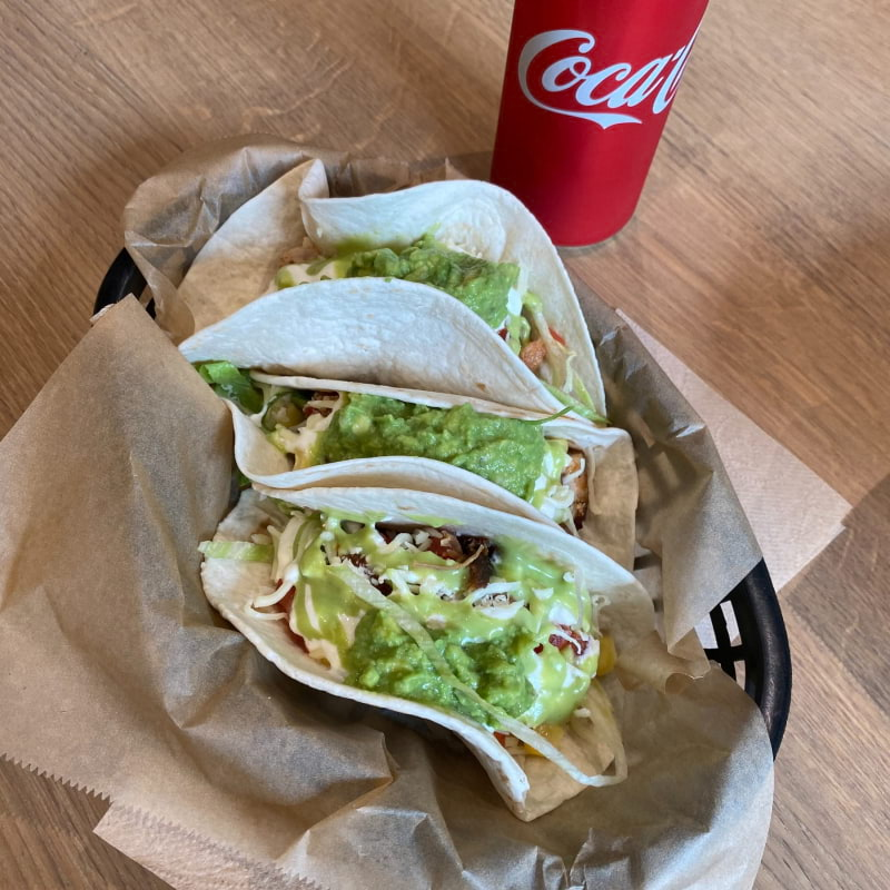 Tacos – Photo from Cocito by Adam L.