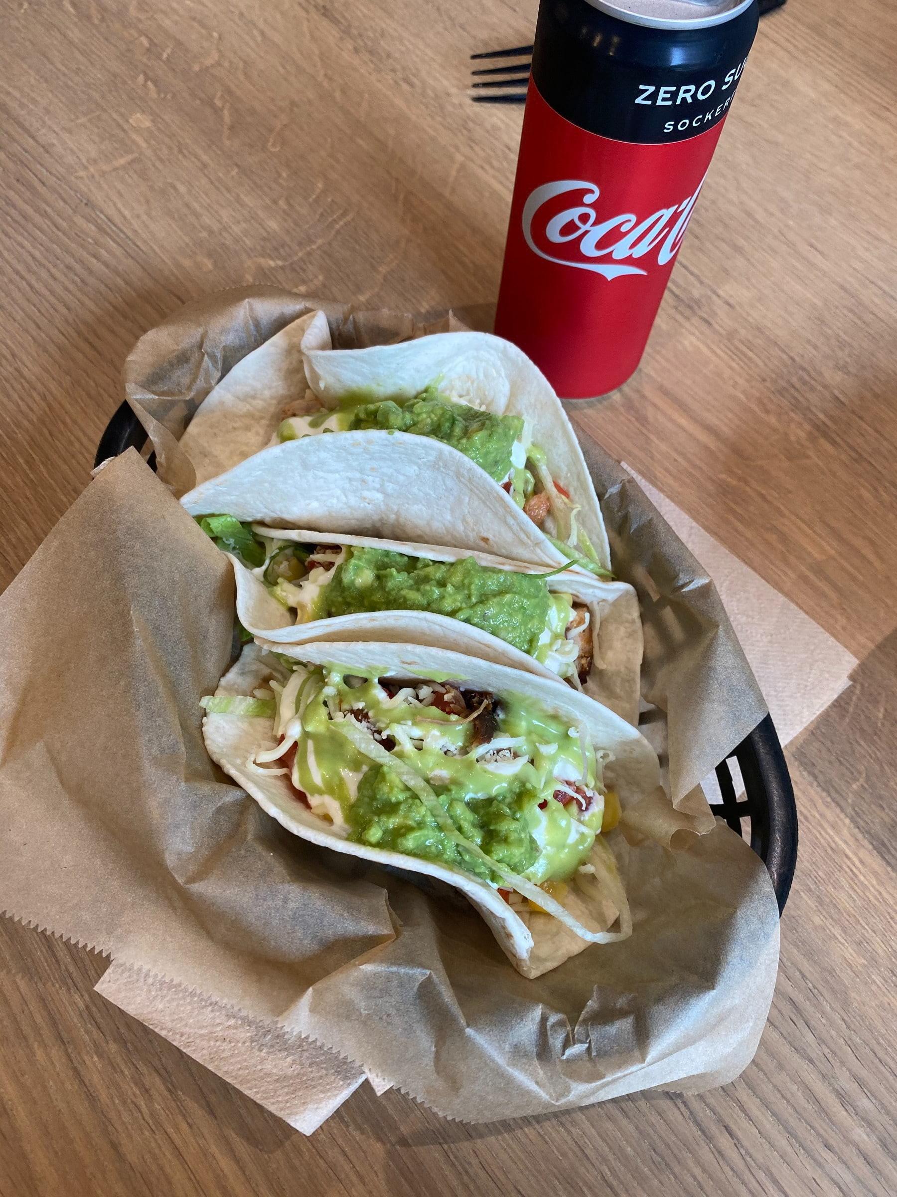 Tacos – Bild från Cocito av Adam L.