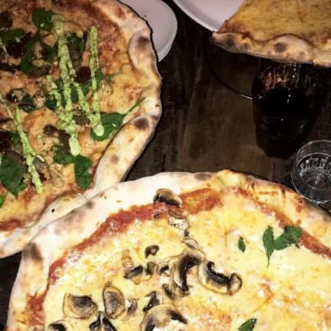 Photo from Crispy Pizza Bistro Södermalm by David F.