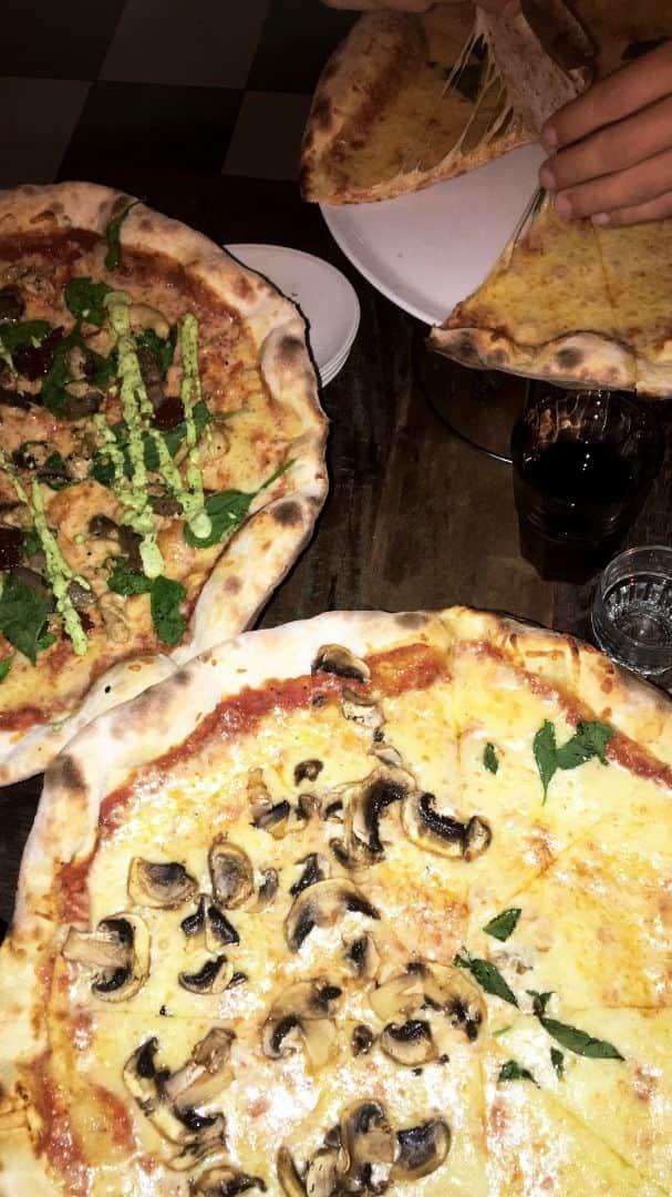 Bild från Crispy Pizza Bistro Södermalm av David F.