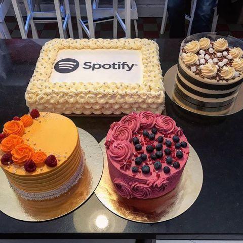 Tårtor – Bild från Cupcake Sthlm av Marcus L.