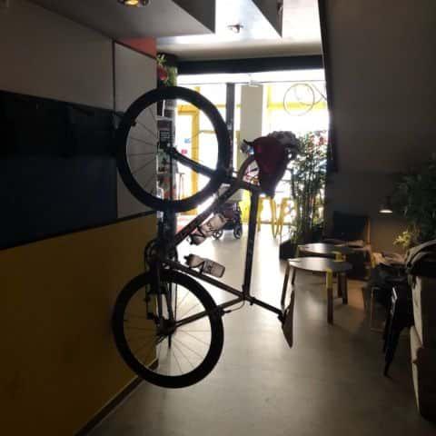 Bild från Cykelcafé Le Mond av Carl L.