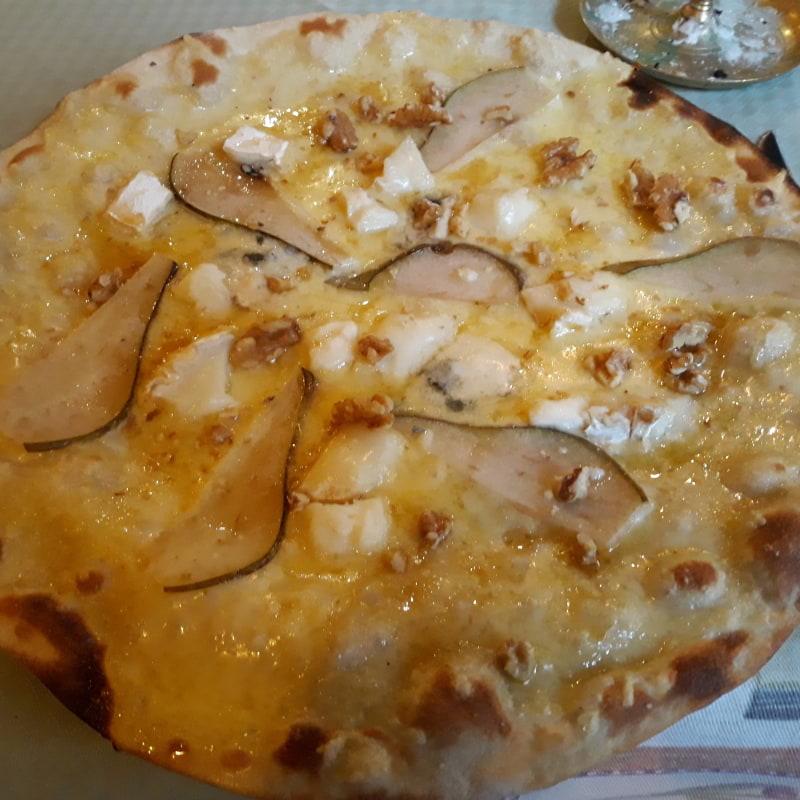 Pizzan Rue de Prince – Bild från Cyrano Prinsgatan av Björn T.