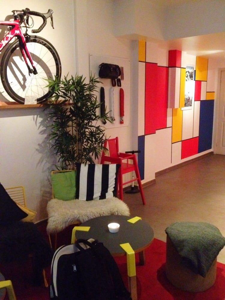 Bild från Cykelcafé Le Mond av Katarina D.