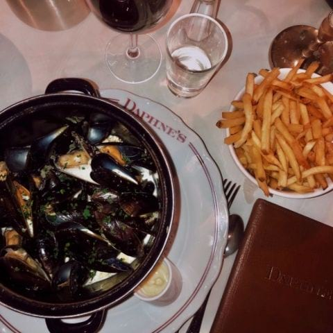 Moules – Photo from Daphne's by Linn W.