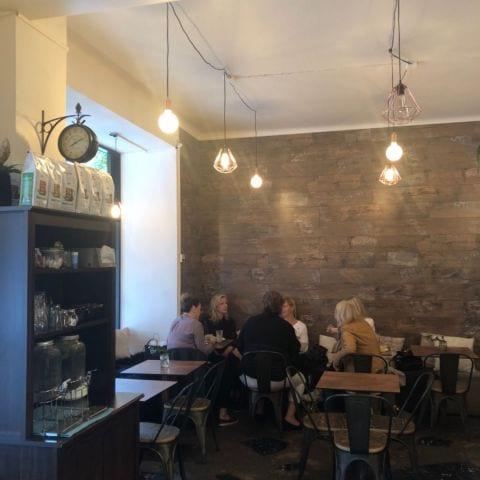 Bild från Daily's Cafe & Bistro av Ida B.
