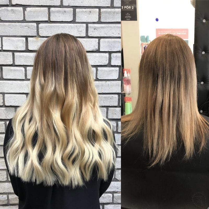 Hairtalk – Bild från Derma Salong av Em C.