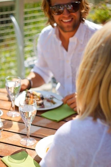 Restaurangsällskap · Djurönäset
