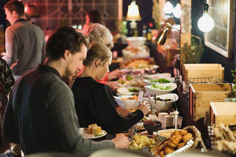 Brunch · Djurgårdsbrunn Bar & Restaurang