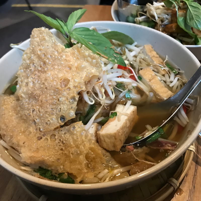 Pho med tofu – Photo from Eatnam Odengatan by Per G.