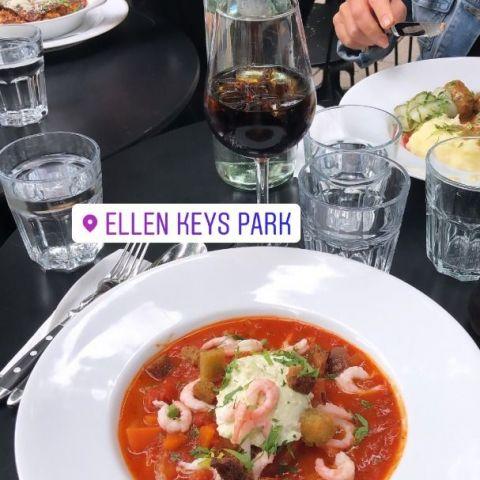 Photo from Ellen Bistro & Café by David F.