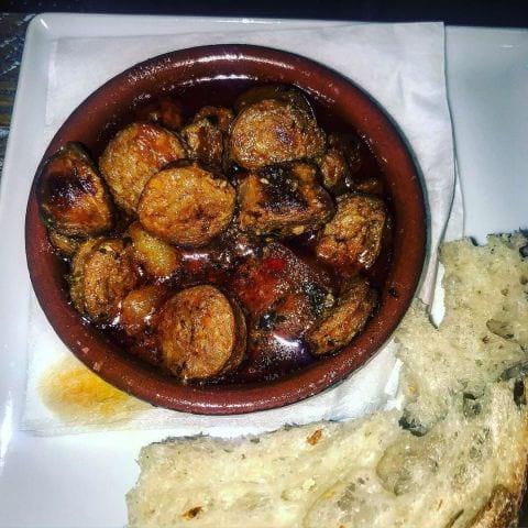 Chorizo – Bild från El Gallo Tapas bar av Nicolina U.