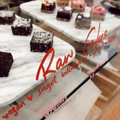 Raw Cakes – Bild från En Juicebar av Isabelle W.