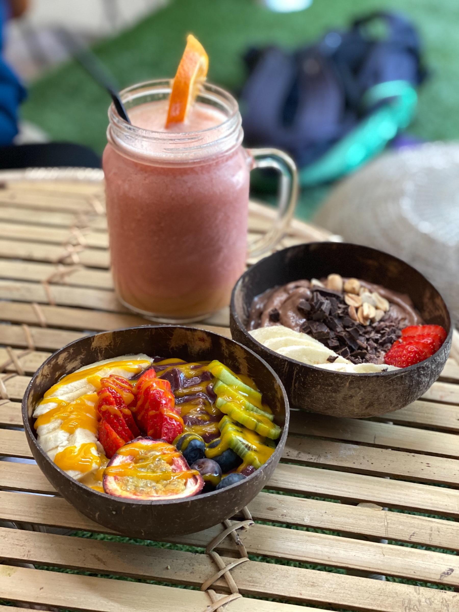 Mysig brunch med megastor smoothie – Photo from En Juicebar by Agnes L.