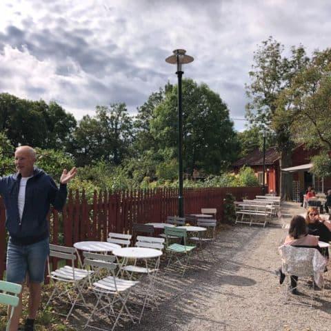 Bild från Enskedeparkens Bageri av Charlotte A.