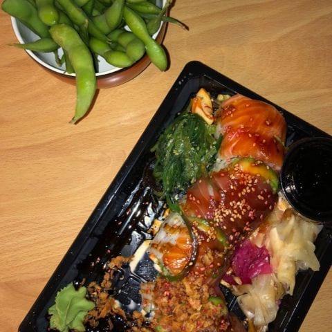 Bild från Esa Sushi av Charlotte A.