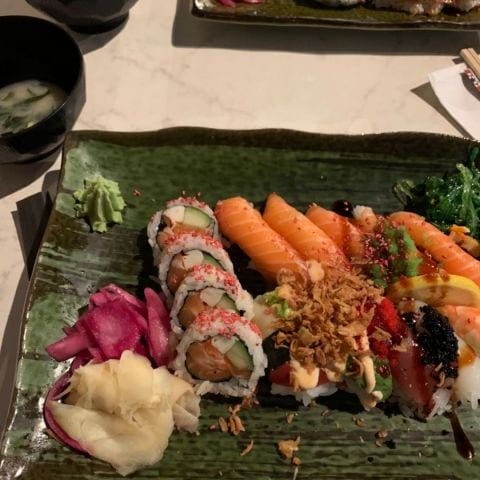 Stor sushi – Photo from Esa Sushi by Robin N.