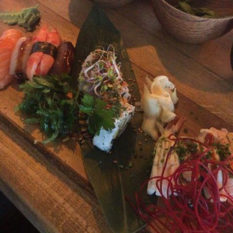 God sushi! – Bild från Esuki Sushi Hornsbergs strand av Anna B.