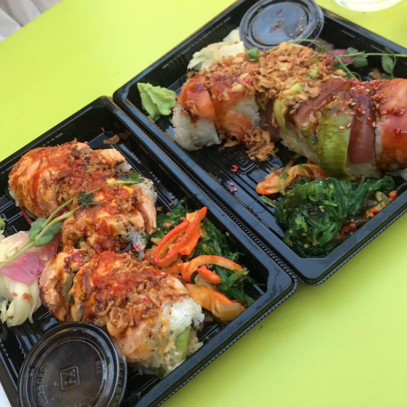 Sushi! – Bild från Esa Sushi av Jessica K.